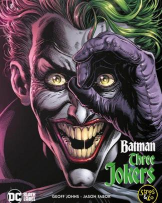 Batman Three Jokers 3 Cover A