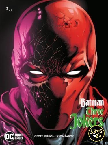 Batman Three Jokers 3 Cover B