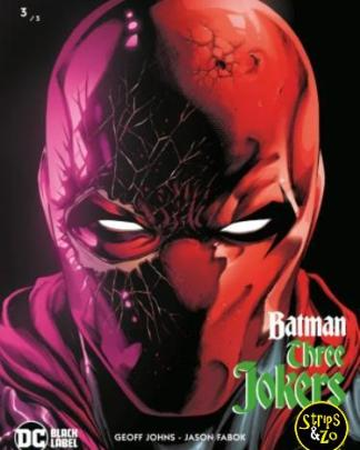 Batman Three Jokers 3 Cover B