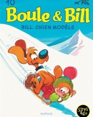 Bollie en Billie Relook 10 Billie model hond