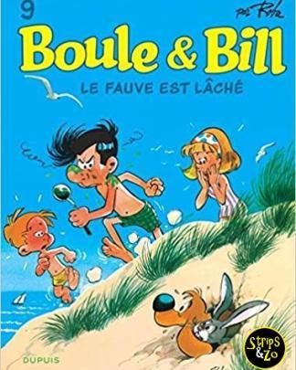 Bollie en Billie Relook 9 Het beest wordt losgelaten