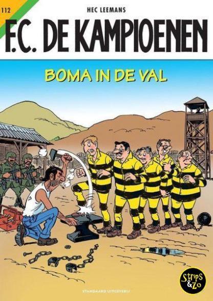FC De Kampioenen 112 Boma in de Val