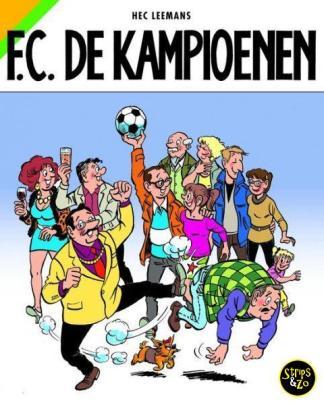 FC De Kampioenen 114 Ginette