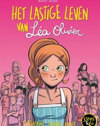 Het lastige leven van Lea Olivier Bundeling