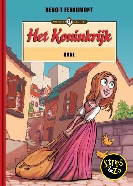 Arcadia Archief 57 Het koninkrijk Anne