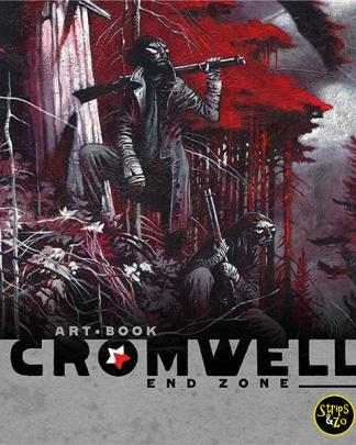 Artbook End Zone Cromwell