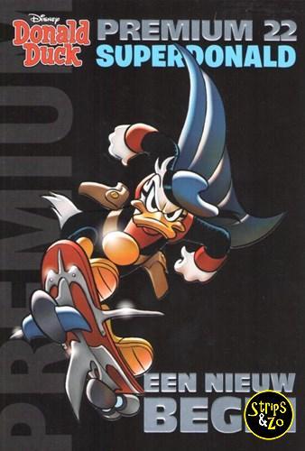 Donald Duck Premium 22 SuperDonald Een nieuw begin