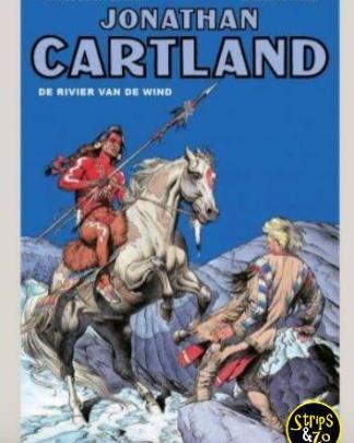 Jonathan Cartland Sherpa 5 De rivier van de wind
