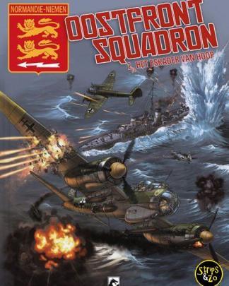 Normandie Niemen Oostfront Squadron 2 Het Eskader van Hoop