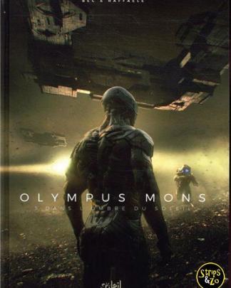 Olympus Mons 5 In de Schaduw van de Zon