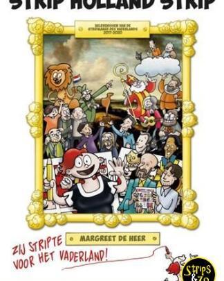 Strip Holland strip Belevenissen van de Stripmaker des Vaderlands 2017 2020