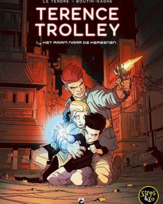 Terence Trolley 1 Het Raam naar de Hersenen