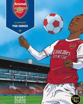 Voetbalcollectie Arsenal 2 The choice