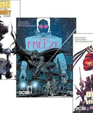 Batman Curse of the White Knight 3 Premium Pack