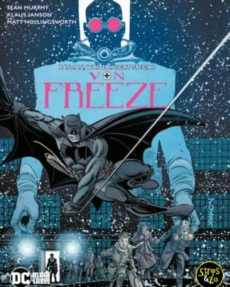 Batman Curse of the White Knight Special Von Freeze
