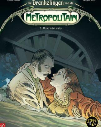De drenkelingen van de Metropolitain 2 Moord in het station