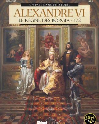 Een Paus in de geschiedenis HC 4 Alexander VI De Heerschappij van de Borgias 1