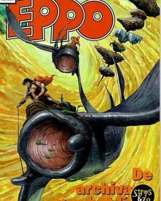 Eppo Stripblad 2021 11