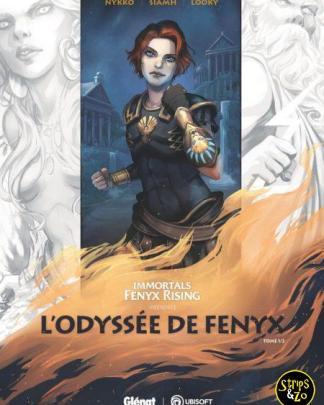 Immortals Fenyx Rising 1 De odyssee van Fenyx