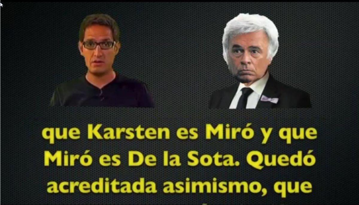 """""""LA TRANZA DE TOMAS MÉNDEZ Y EL GOBERNADOR DE LA SOTA"""""""