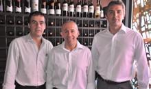 De izq. a der.: Jorge Suau (fallecido), Aldo Ramírez y Julio Ahumada, cabezas de Dritom (Ph: IN 2009)