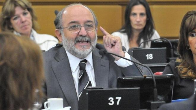 Legislador Aurelio García Elorrio