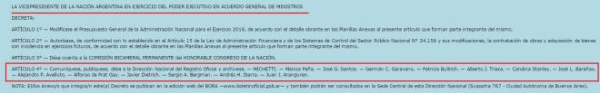 Nota-Con ayuda de los K, Calcaterra y Macri enterraron 45 mil millones.(1).odt32