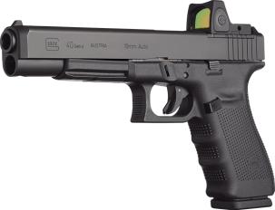 Pistola Glock calibre 40
