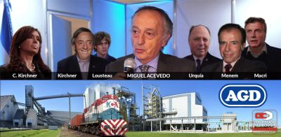 Miguel Acevedo, el nuevo presidente de la UIA, tiene varias empresas offshore