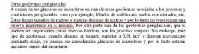 Barrick Gold, Ley de Protección de Glaciares, mina Veladero, Sebastián Casanello, Macri, Cristina Fernández de Kirchner, José Luis Gioja
