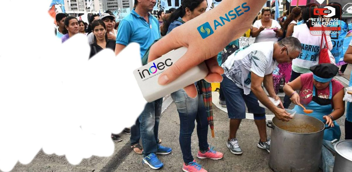 Las mentiras del INDEC (II): cómo el Gobierno hizo desaparecer 2,7 millones de pobres
