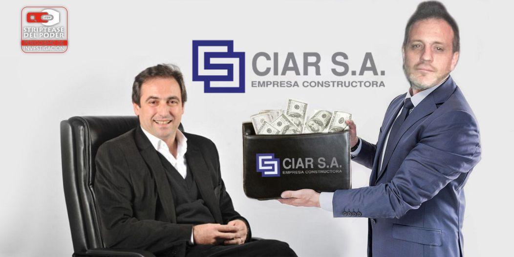 Ramon Mestre, CIAR, Luciano Merino, Carlos Merino, Cambiemos, Macri, sobornos, coimas