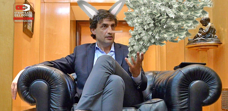 ministro de Hacienda Hernán Lacunza, dólar, REPO, Deuda, Finanzas, Economía, cambiemos, Macri