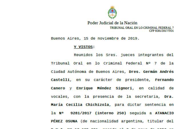 Nelson Castro, juez Germán Castelli, El corresponsal, Mauricio Macri, Corte Suprema, Cristina Fernández de Kirchner, per saltum, Justicia, Corrupción