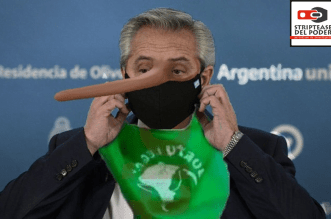 aborto, presidente Fernández, falacias