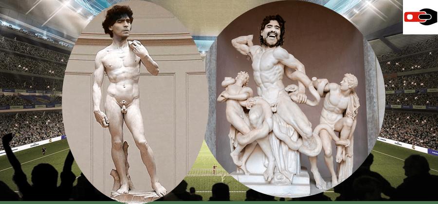Diego Maradona, Guillermo Coppola