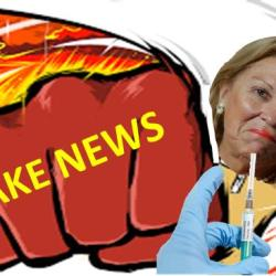 Fake News, Elisa Carrio, periodismo,