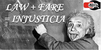 Einstein, relatividad judicial, lawfare