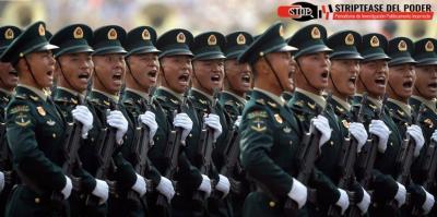 Geopolitica, los chinos vienen marchando, EEUU retrocede, RU cae, Rusia se recupera