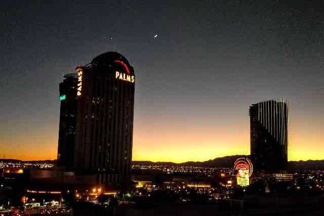 Palms Casino and Hotel Flamingo Road Ouest Strip Las Vegas