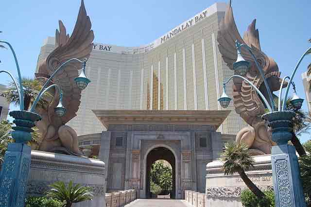 Entrée Hotel Mandalay Bay