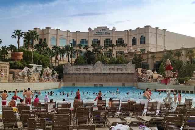 Mandalay Bay Beach Hotel Las Vegas