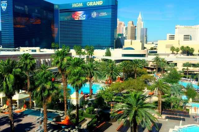 Piscine MGM Grand