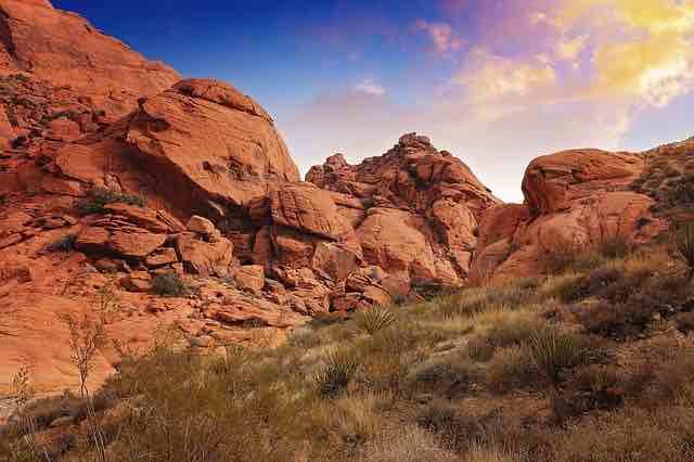Parc Red Rock Canyon Excursion Las Vegas
