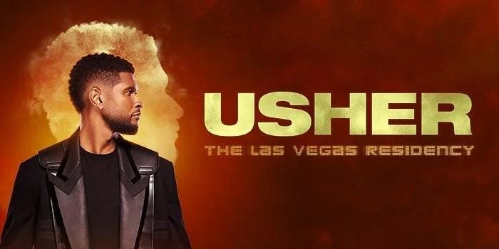 Usher Lasvegas