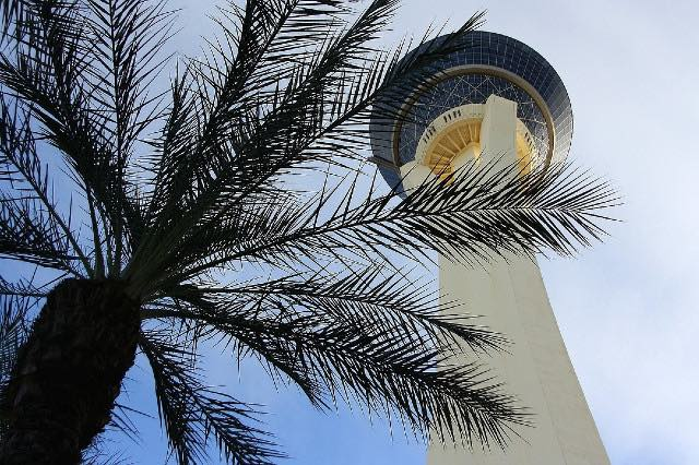 Strat Tower Strip Las Vegas