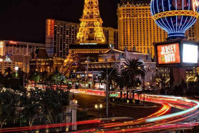 Visiter le Strip Las Vegas