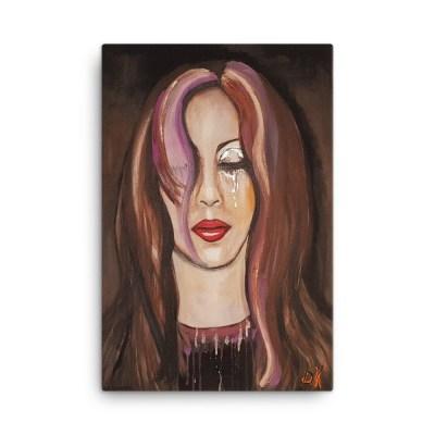 "Image of Emotional - 24"" x 36"" - Canvas - By artist Deborah Kalavrezou"