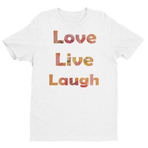 Image of LiveLoveLaugh - by our own artist Deborah Kala