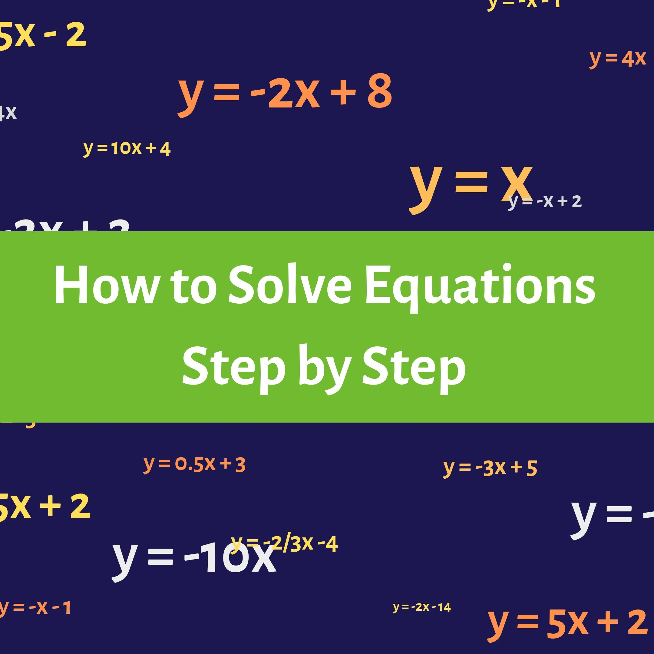 2 3 Standardized Test Prep Solving Multi Step Equations